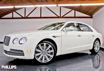 Just Listed: Flying Spur, Bentley