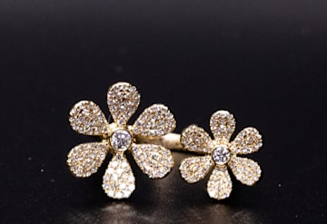 Just Listed: 14kyg .55ct Diamond Ring