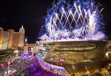Is Las Vegas The Next Big Sports Town?