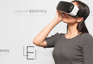 VR in the Luxury Real Estate Marketplace