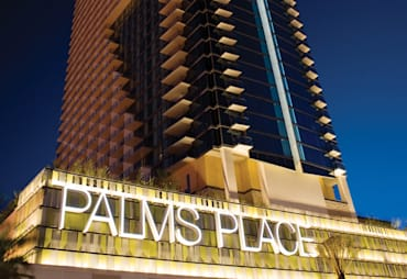 Luxury Living in Palms Place