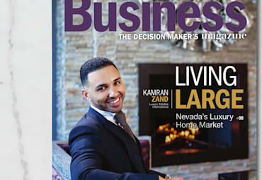 NEVADA BUSINESS MAGAZINE – JANUARY 2019