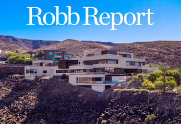 ROBB REPORT – AUGUST 2020