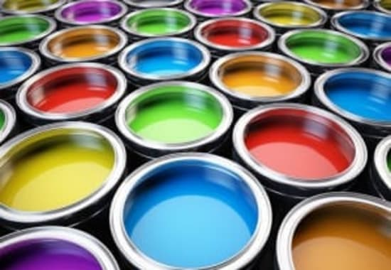 Choosing Paint by Light Direction