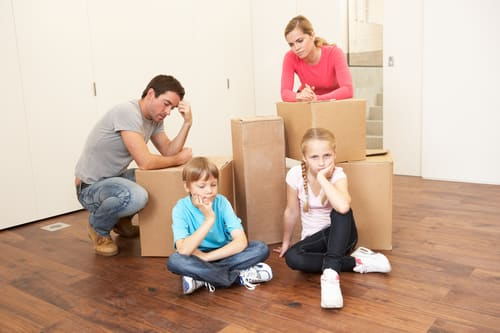 Making a Move to a New Home with Kids