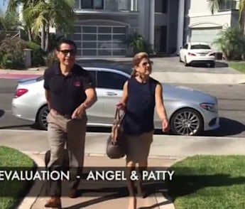 Imagine a day with Angel & Patty