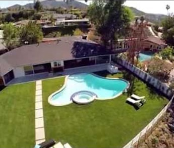 Trousdale Estates lifestyle in the Encino Hills