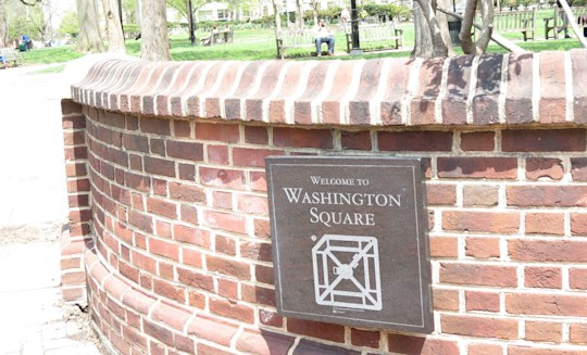 Washington Square West