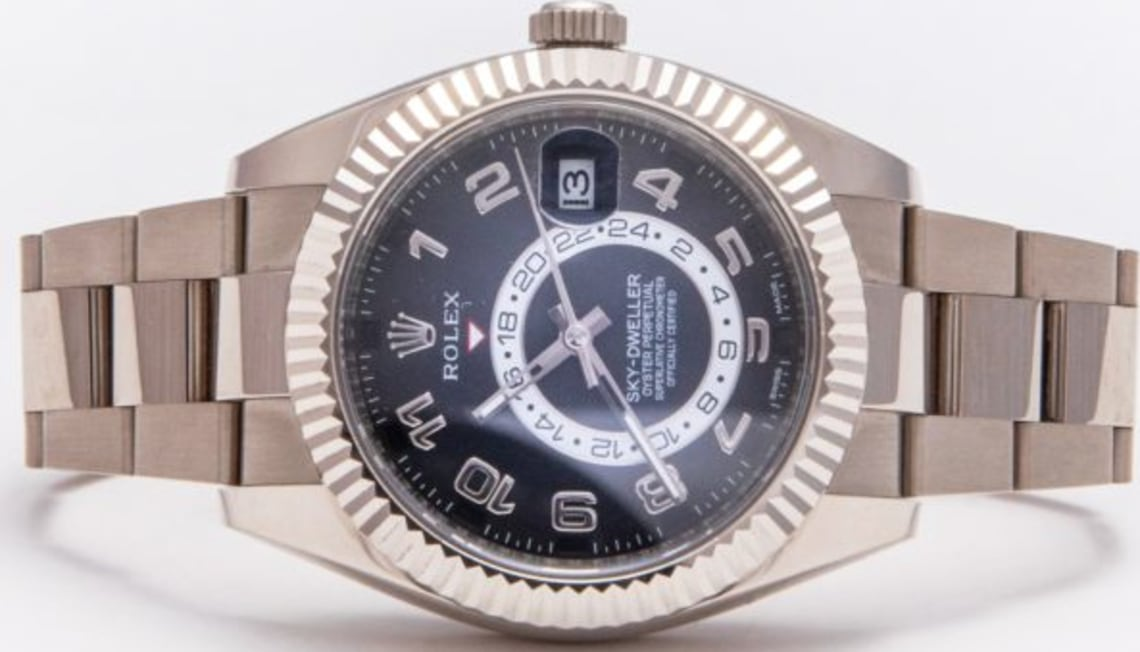 Just Listed: Rolex Sky-Dweller