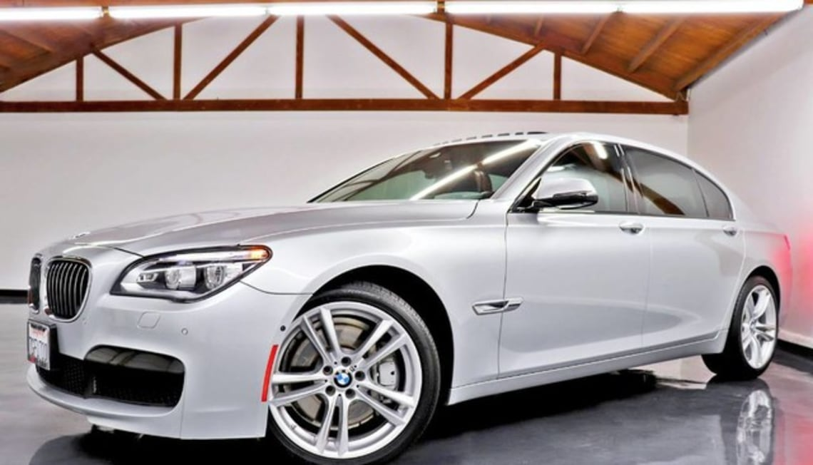 Just Listed: 7 Series, BMW