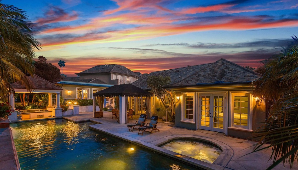 BID NOW to Live Your Dreams in the California Riviera