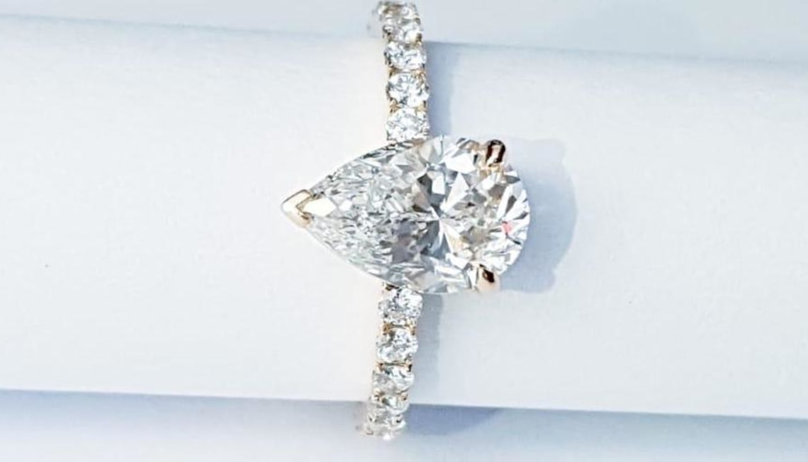 Just Listed: 1.53 Carat Diamond Ring