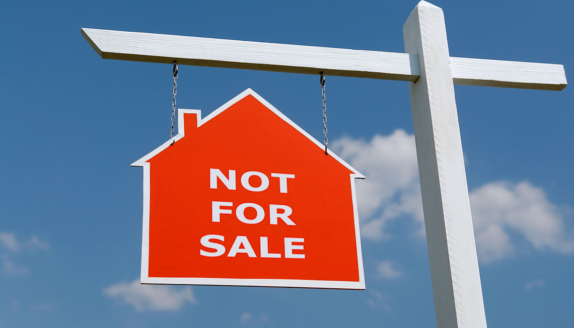 Buying a Home That Isn't For Sale