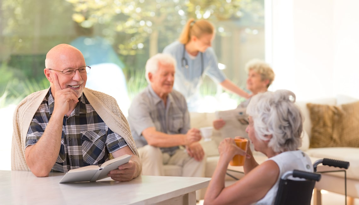 What to Look for in a Retirement Community