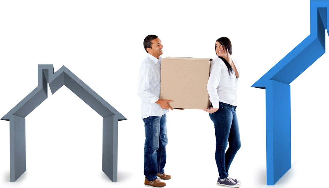 Moving to a Bigger Home