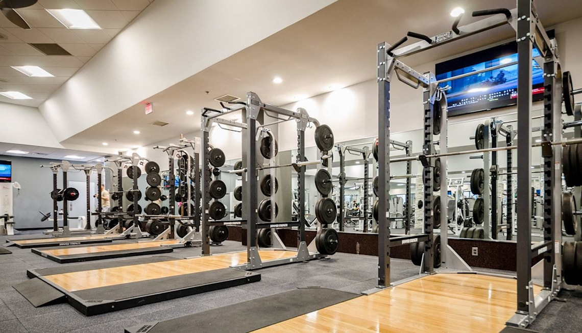 Work Out While Your Kids Play at Onelife Fitness in Ballston Arlington Virginia
