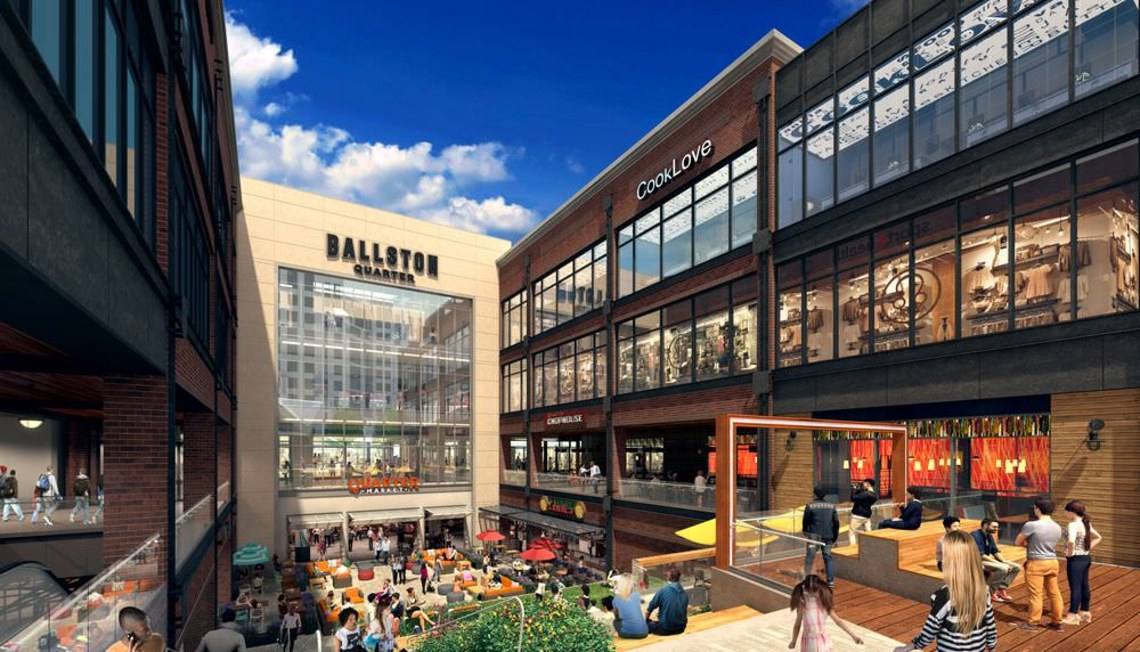 Previewing Ballston Quarter