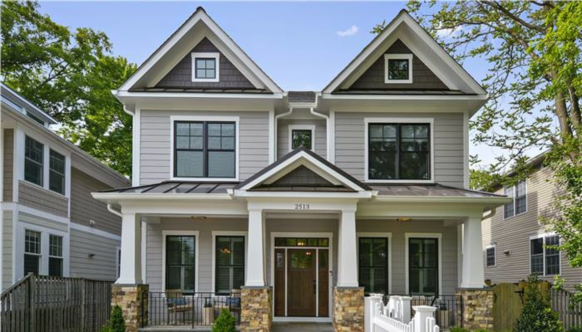 New Construction Open House in Ballston This Sunday