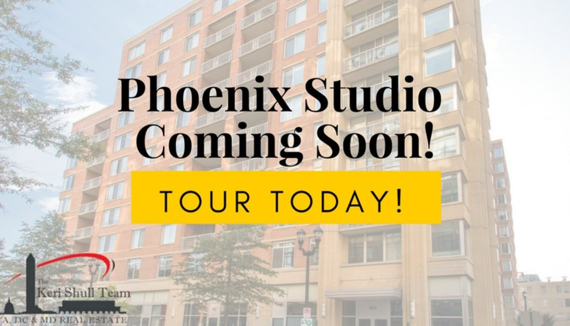 Coming Soon: Phoenix Studio!