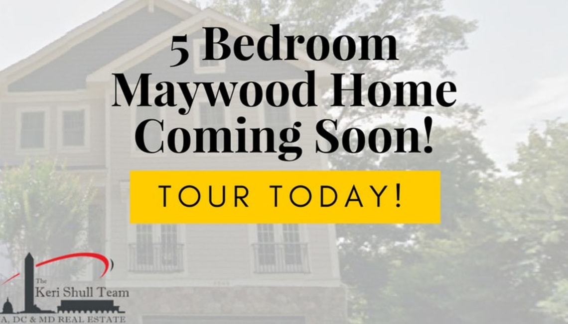 5 Bedroom Maywood Home: Coming Soon!