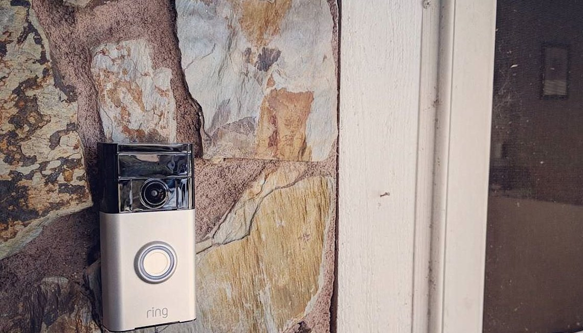 The Ring Doorbell: Deters Thieves and Provides You with Convenience