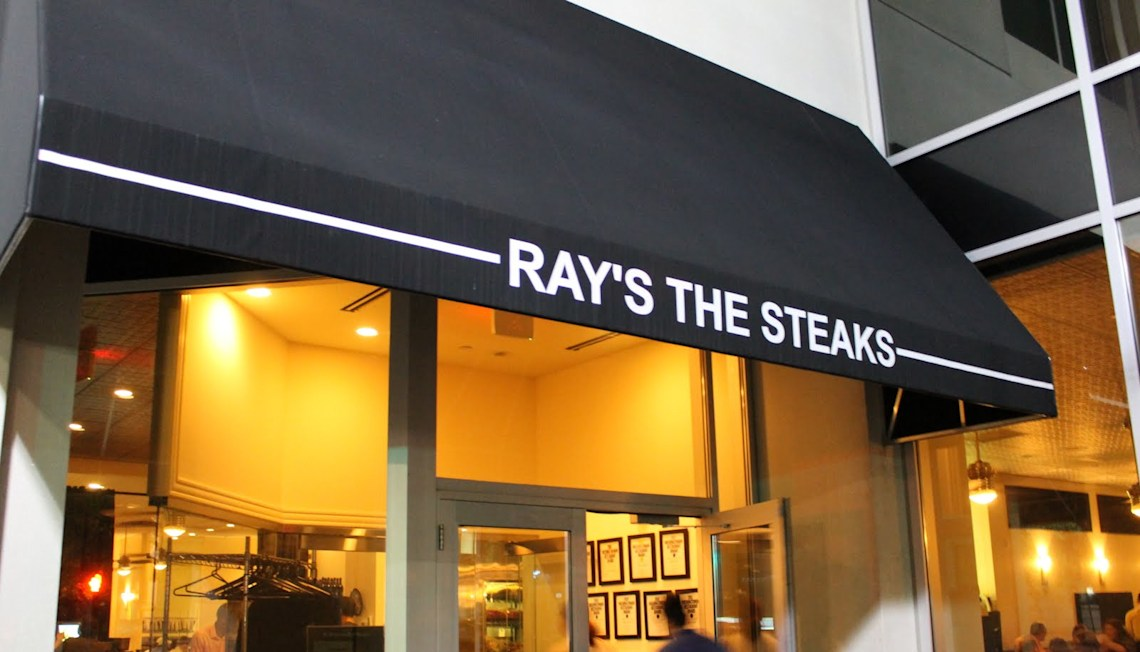 Rays the Steaks Makes Washingtonian's Best List