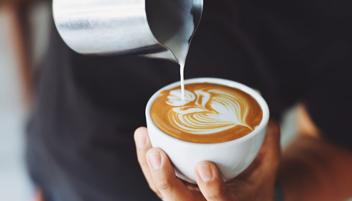 Savor Locally-Roasted Espresso and Eclectic Food at Detour Coffee