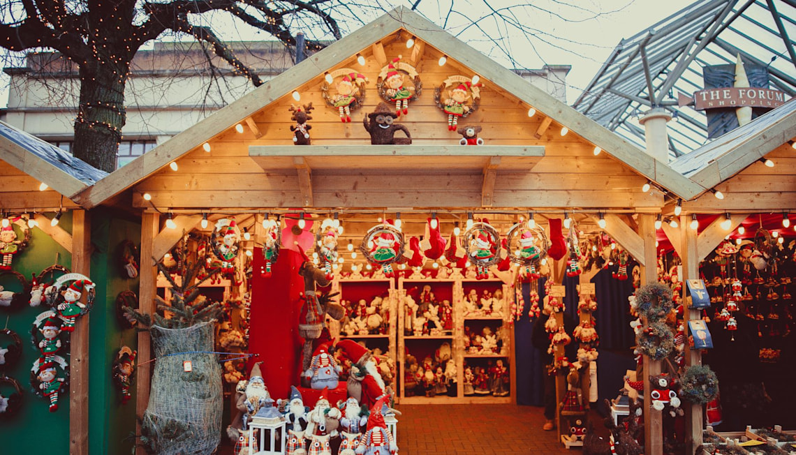 D.C.'s Top 5 Holiday Markets in December 2019