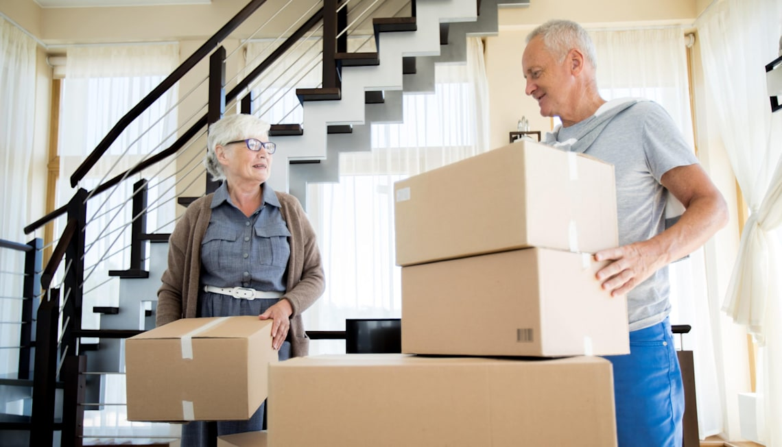 Downsizing Your Home: The Ultimate 6 Step Checklist