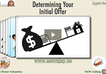 How Do I Determine The Initial Offer Video