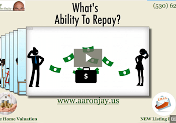 What Does Ability To Repay Mean Video