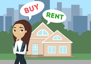As Rental Prices Continue To Increase, Is It More Affordable To Buy?