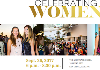 Amber Anderson nominated for Women of the Year-San Diego Magazine