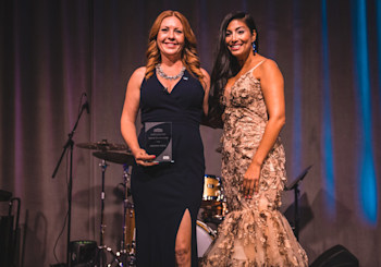 Amber Anderson of Pacific Sotheby's International Realty Recipient of SDAR's International Agent Award