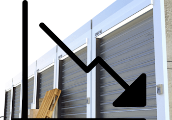 Yardi forecast, not positive for the Self Storage industry