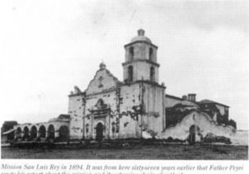 The San Luis Rey Mission: Historical Landmark in Oceanside