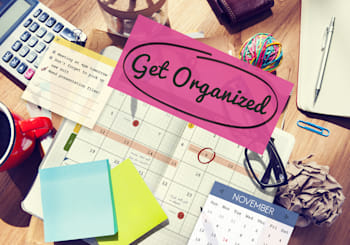 Start the Year With an Organized Home