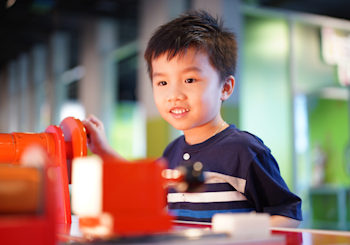 Amazing Local Resource for Families: The San Diego Children's Discovery Museum