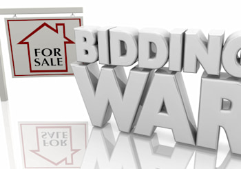 How to Win a Bidding War for a North County Home