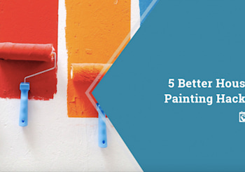 5 Home Painting Hacks from the Pros
