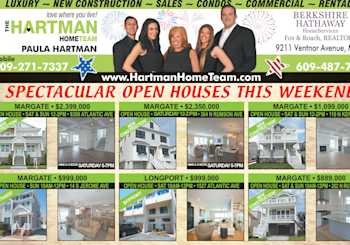 Labor Day Open Houses!