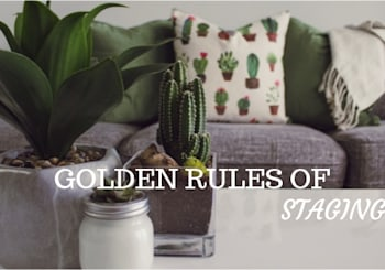 Golden Rules of Staging