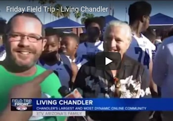 Living in Chandler, Arizona: A Community of Neighbors with Big City Life