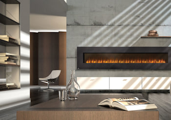 The 5 Best Energy Saving Electric Fireplaces For Your Loft