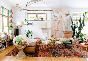 Boho Chic Ideas for Decorating Lofts