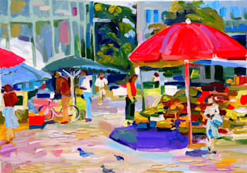 Mark Your Calendar for the 10th Annual ArtWalk NTC @ Liberty Station!