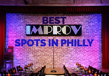 Best Improv Spots in Philly