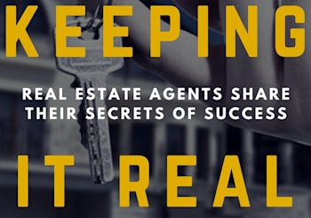 Listen to our podcast episode on the 'Keeping It Real Podcast'!