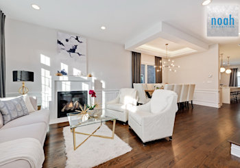 Take a Tour of this Luxurious Logan Square Home!