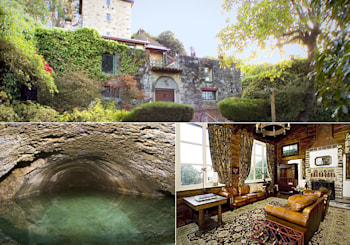 Homes with Buried Treasure   Rare Real Estate Finds